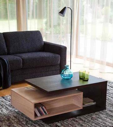centros de mesa minimalistas de vidrio