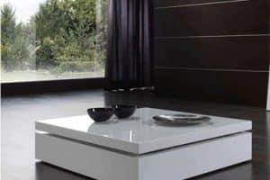Modernos y singulares centros de mesa minimalistas