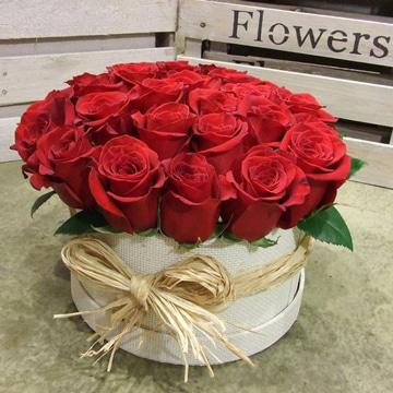 centros de mesa para san valentin con rosas
