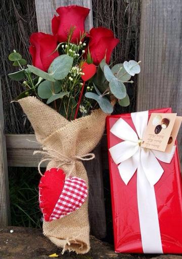 flores para regalo de cumpleaños detalle romantico