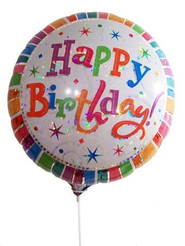 imagenes de globos de helio de cumpleaños