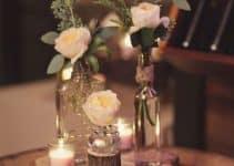 Ideas para crear hermosas velas decoradas para boda