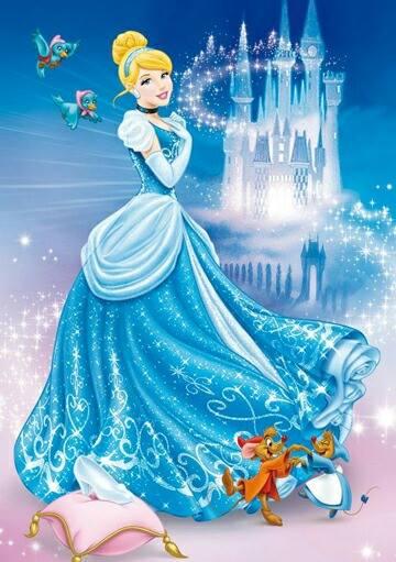 imagenes de la princesa cenicienta disney