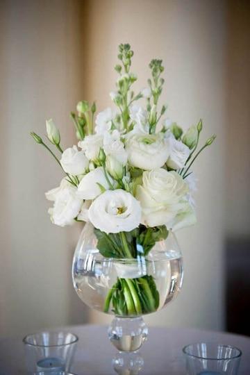 Sutiles y hermosos arreglos de mesa para boda civil for Arreglos para boda civil