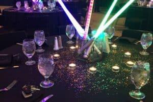 Ideas increibles para crear centros de mesa de star wars