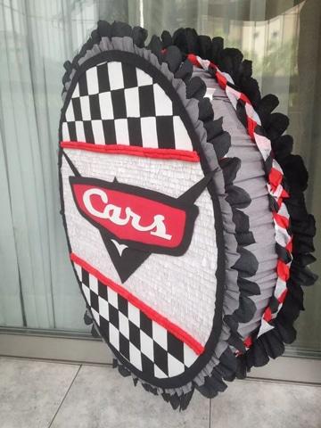 cosas de cars para cumpleaños ideas piñata