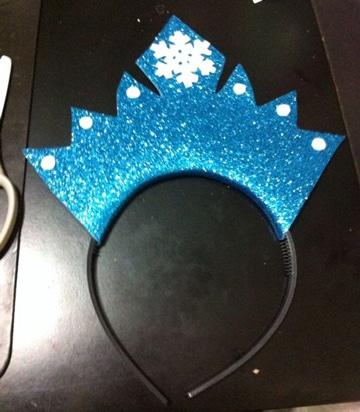 cosas para cumpleaños de frozen accesorios niñas