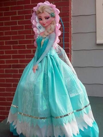 imagenes de piñatas de princesas de disney