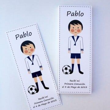 decoracion de futbol para comuniones infantil