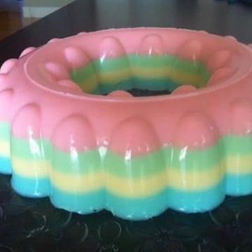 gelatinas para baby shower sonaja