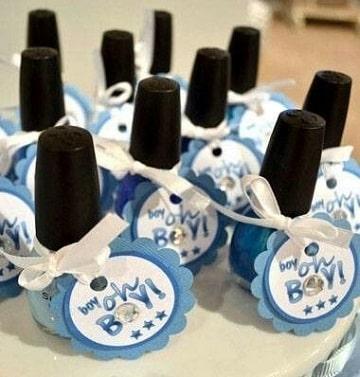 imagenes de souvenir para baby shower hechas en casa