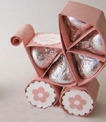 Ideas Para Baby Shower De Nina.Algunas Ideas E Imagenes De Souvenir Para Baby Shower