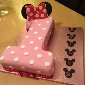 imagenes de tortas de minnie mouse