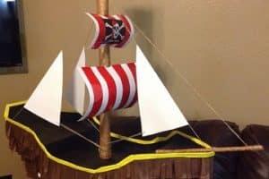 Ideas para hacer piñatas de jake el pirata para cumpleaños