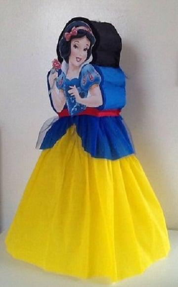 piñatas de princesas disney blancanieves