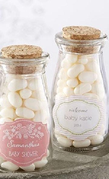 souvenirs de baby shower niña hechas en casa