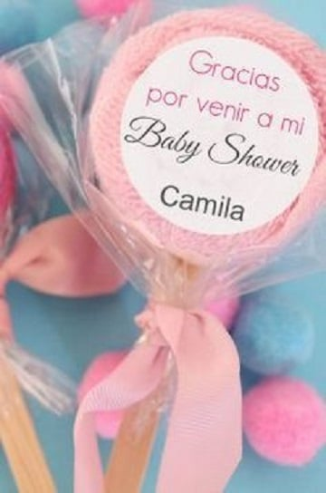 souvenirs de baby shower niña ideas