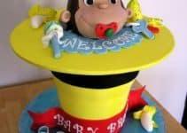 Diseños de tortas de jorge el curioso para fiesta infantil
