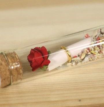 botellitas de vidrio para souvenirs diseños