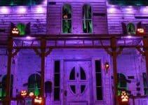 Ideas originales de casas decoradas para halloween