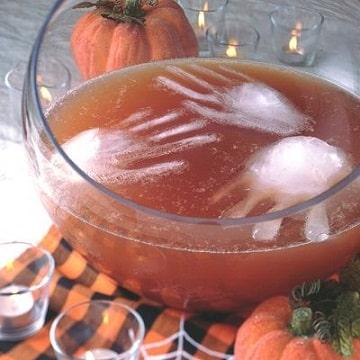 fiestas de halloween para adultos bebidas