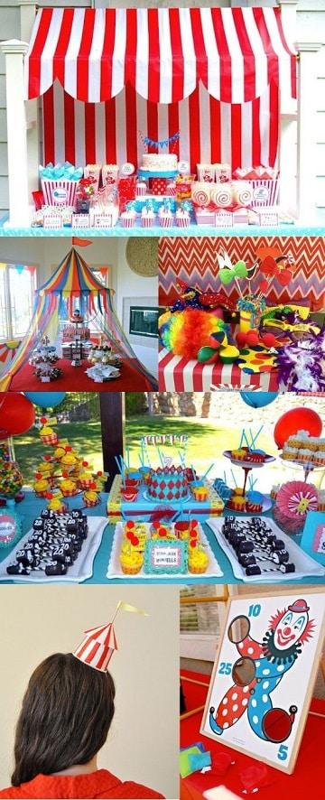 Ideas para fiestas infantiles tematicas y adornos - Ideas fiestas tematicas ...