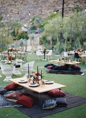ornamentacion para casamiento diferentes