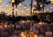 Originales ideas de ornamentacion para casamiento