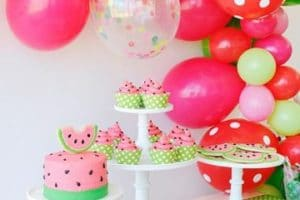 Ideas para elegir temas para cumpleaños de niña