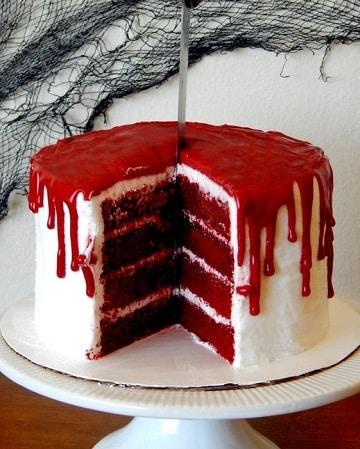 tortas decoradas de halloween para adultos