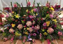 Ideas originales de arreglos florales para altares