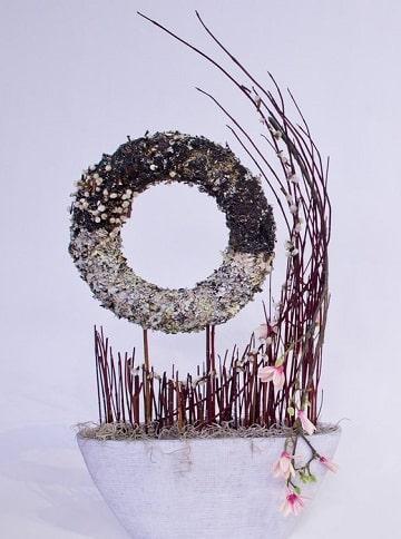 arreglos de flores para hombres modernos