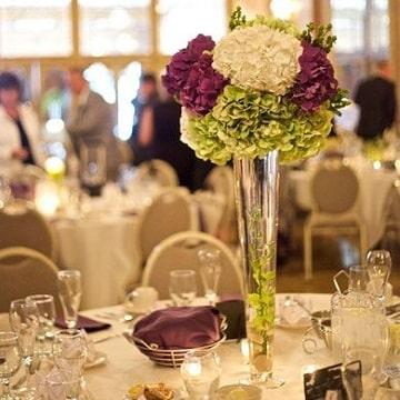 arreglos florales para matrimonio pequeño