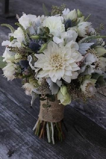 arreglos florales para matrimonio ramo