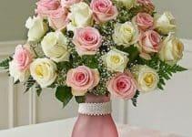 Diseños de hermosos arreglos florales redondos