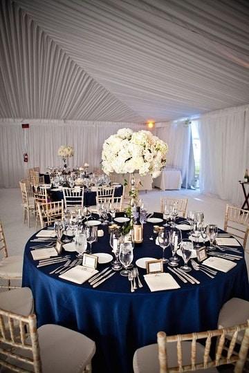 arreglos para boda en salon decoracion