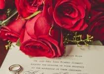 Diseños elegantes de invitaciones para boda religiosa