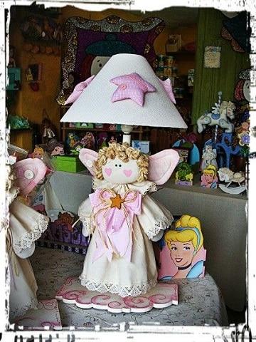 lamparas para centros de mesa para niños
