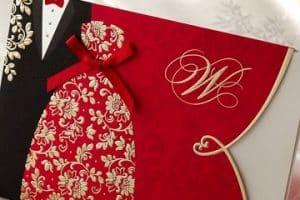 Diseños y hermosos modelos de invitaciones para boda