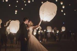 Ideas para una genial boda en la playa de noche