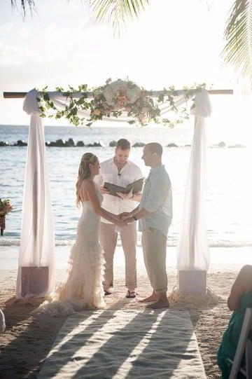 como organizar una boda en la playa innolvidable