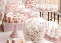 Ideas para decoracion de mesa de dulces para boda