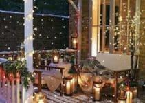 Hermosa y original decoracion navideña para exteriores