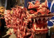 Imagenes que documentan la celebracion año nuevo chino