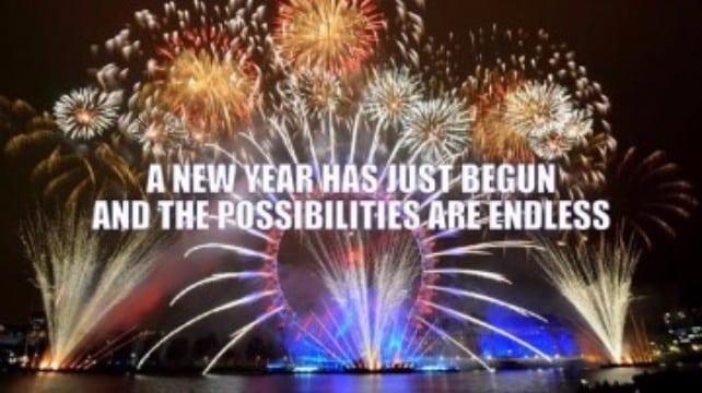 frases de año nuevo de amor 2018 en ingles