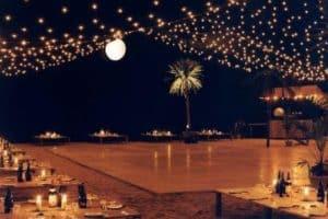Algunas grandiosas ideas de bodas en la playa
