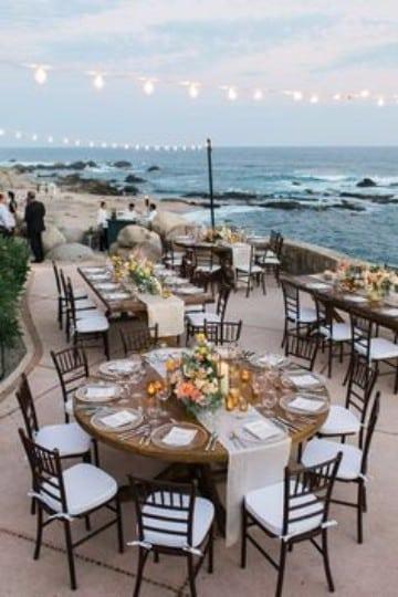 ideas de bodas en la playa para decorar
