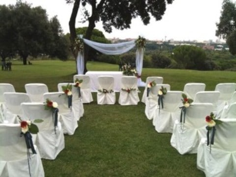 ideas para boda civil sencilla en estancia
