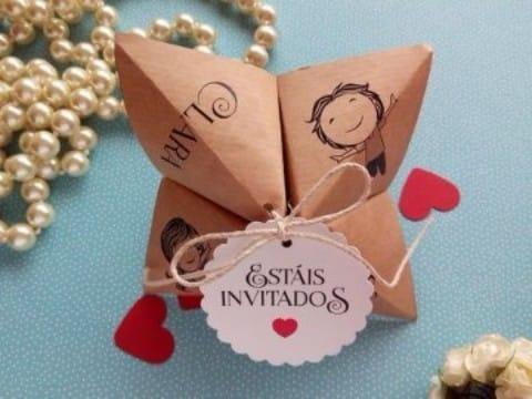 Originales Modelos De Invitaciones Para Matrimonio