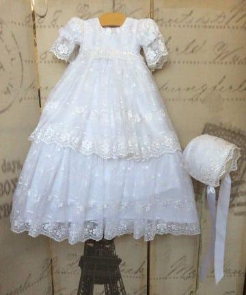 modelos de vestidos para bautizo de faldejean